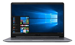 "ASUS S510UN-BQ133T  i7-8550U/16 GB DDR4/256 GB SSD/2 GB NVIDIA GeForce MX150/15.6""/W10 NOTEBOOK ( OUTLET )"