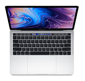 "Apple MacBook Pro MR9V2TU/A Intel® Core i5 2.3Ghz 8GB 512GB 13"" Touch Bar Silver Notebook"
