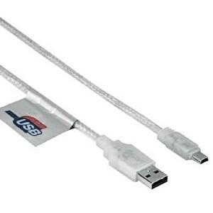 Hama 41534 Usb-A Plug - Mini Usb-B Plug 3M Usb 2.0 Kablo