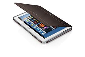 Samsung Note 10.1 Efc-1G2Naecstd Kahve Bookcover Kılıf