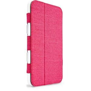 """Case Logic Galaxy Tab3 Snapview Portfolio 7"""" Pembe Kılıf"""