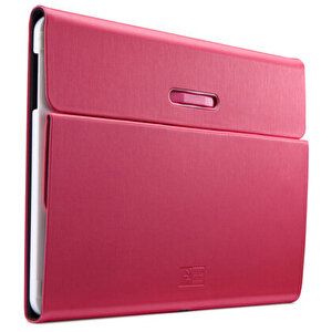 "Case Logic CA.CRGE 2177PI Galaxy Tab4 10.1"" Rotating Pembe Kılıf"