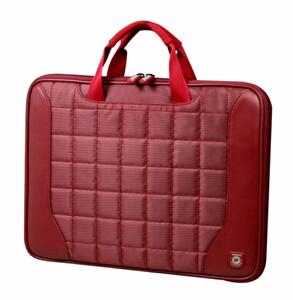"""Port Designs 140377 14"""" Kırmızı Berlin Iı Notebook Çantası"""