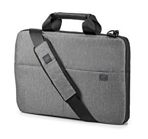 "HP L6V67Aa 14"" Gri Signature Slim Topload Notebook Çantası"
