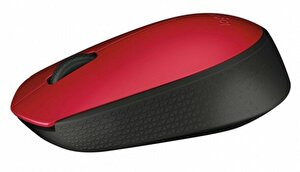 Logitech M171 Kablosuz Mouse (Kırmızı)