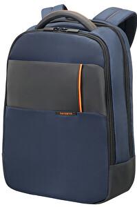 "Samsonite 16N-01-005 15.6"" Mavi Qibyte Notebook Sırt Çantası"