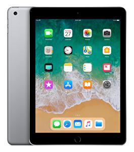 "Apple iPad 6.Nesil MR7J2TU/A 128 GB 9.7"" Space Grey Wifi Tablet"
