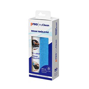 Preo MCLN01 250 ML Ekran Temizleme Seti