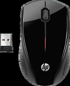 HP X3000 Kablosuz Siyah Mouse (H2C22AA)