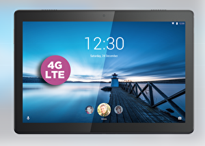 """LENOVO TAB M10 QUALCOMM SNAPDRAGON450 1.8GHZ-3GB/32GB/BT/4G LTE/FHD/AND.OREO/10.1"""" /ZA490043TR TABLET ( OUTLET )"""