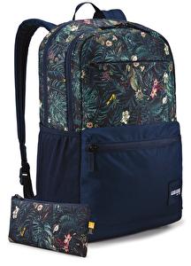 """Case Logic Uplink Notebook Sırt Çantası, 15.6"""", Tropic/Floral"""