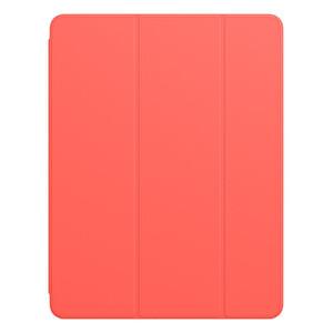 """Apple Smart Folio MH063ZM/A 12.9"""" iPadPro 3. Ve 4.Nesil Uyumlu Tablet Kılıfı Pembe Greyfurt"""