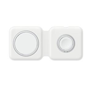 Apple MagSafe Duo Charger MHXF3TU/A Apple Watch iPhone Ve AirPods Uyumlu Kablosuz Şarj Aygıtı