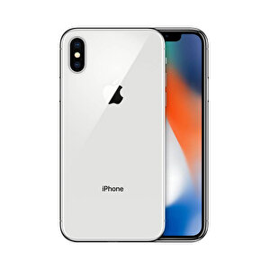 Apple iPhone X 256GB Silver Akıllı Telefon