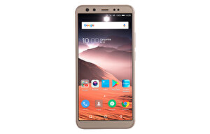 CASPER VIA F2 64GB ALTIN DUAL SIM AKILLI TELEFON ( OUTLET )