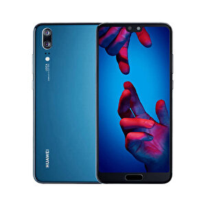HUAWEI  P20 BLUE AKILLI TELEFON ( OUTLET )