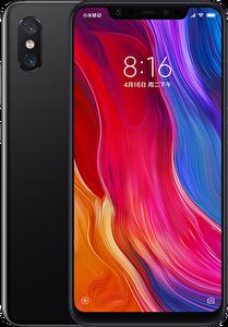 XIAOMI MI 8 6-64GB SİYAH AKILLI TELEFON ( OUTLET )
