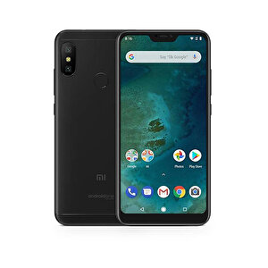 Xiaomi Mi A2 Lite 32GB Siyah Akıllı Telefon