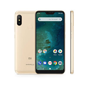 Xiaomi Mi A2 Lite 64GB Gold Akıllı Telefon