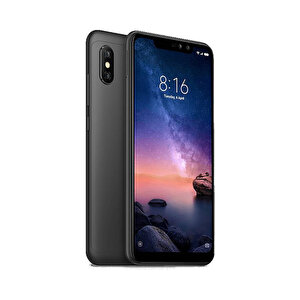 Xiaomi Redmi Note 6 Pro 32GB Siyah Akıllı Telefon