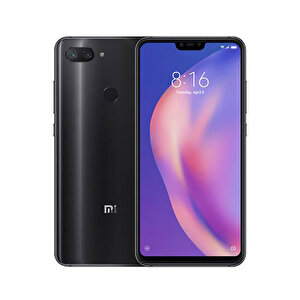 Xiaomi Mi 8 Lite 64 GB Siyah Akıllı Telefon