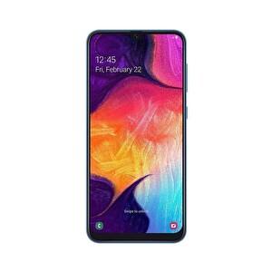 SAMSUNG GALAXY A50 A505F BLUE AKILLI TELEFON ( OUTLET )