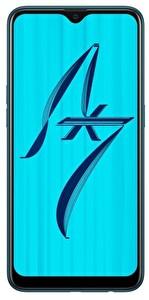 OPPO AX7 64GB 4GB RAM SIRLI MAVİ AKILLI TELEFON ( OUTLET )