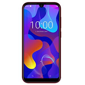 CASPER VIA E3 KIRMIZI SMARTPHONE 32GB AKILLI TELEFON ( OUTLET )