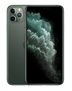 Apple iPhone 11 Pro Max 512GB Midnight Green Akıllı Telefon
