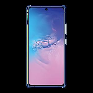 SAMSUNG GALAXY S10 LITE BLUE AKILLI TELEFON ( TESHIR )