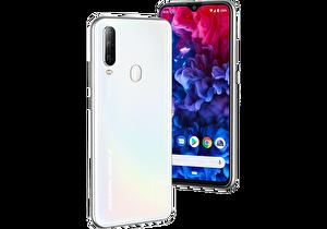 General Mobile GM20 Pro Single İnci Beyazı Akıllı Telefon