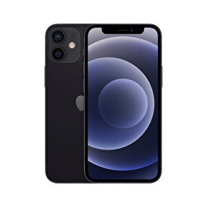 Apple iPhone 12 Mini 64GB Akıllı Telefon Siyah