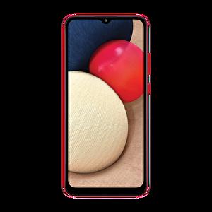 Samsung Galaxy A02S Akıllı Telefon Kırmızı