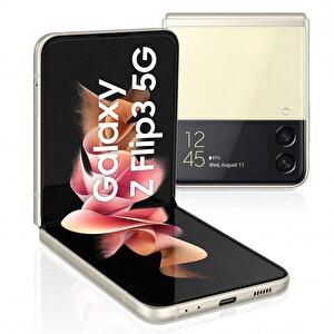 Samsung Galaxy Z Flip3 5G Akıllı Telefon Bej