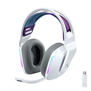 Logitech G G733 Kablosuz 7.1 Surround Ses Oyuncu Kulaklığı Beyaz