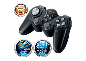 Goldmaster Game Pad 355+HDMI Kablo