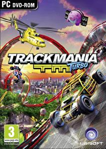 Aral Trackmania Turbo PC Oyun