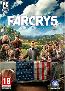 ARAL FAR CRY 5 PC OYUN
