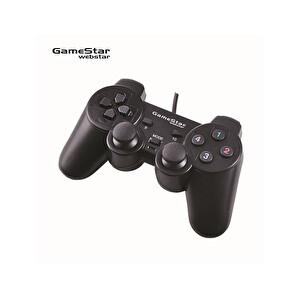 GAMESTAR GP 317 PC DUAL SHOCK ( OUTLET )