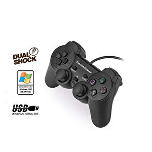 Gamemaster GP-337 PC/Ps3 Dualschock Oyun Kolu