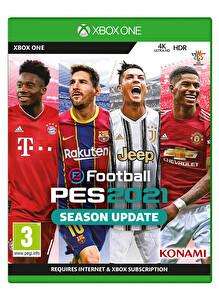 Aral PES 2021 Season Update Xbox One Oyun