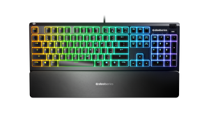 SteelSeries Apex 3 RGB Türkçe Gaming Klavye