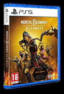 Warner Bros PS5 Playstation 5 Mortal Kobat 11 Ultimate Oyun