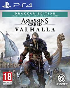 Aral Assassins Creed Valhalla Drakker Edition Ps4 Oyun