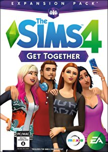 Aral The Sims 4 Get Together Pc Oyun