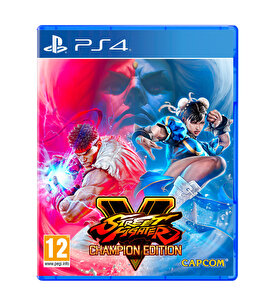 Aral PS4 Street Fighter V Champion Edition PS4 Oyun