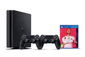 Sony PS4 1TB Oyun Konsolu + Fifa 20 Oyun + Dualshock4 v2