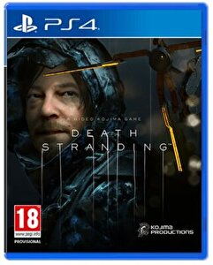 Death Stranding Special Ed/EAS PS4 Oyun