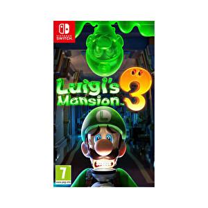 Nintendo Luigi's Maison 3 Switch Oyun