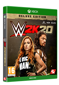 T2 WWE 2K20 DELUXE EDT XBOX ONE OYUN